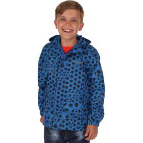 Regatta Printed Pack It Veste Enfant, oxford blue